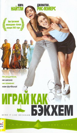 Фильм Играй, как Бэкхем (Film Bend It Like Bekham)